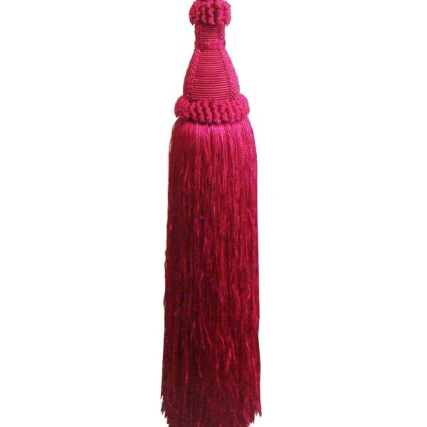 Tassel - Fuchsia Pink 17cm