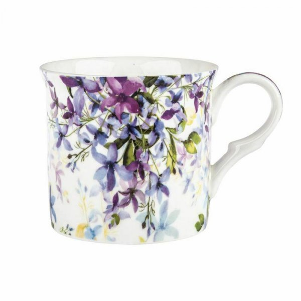 Malvern Design Mug NEW Heritage Brand Boxed 300ml 10.5oz