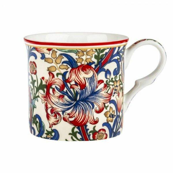 Morris Lily Design Mug NEW Heritage Brand Boxed 300ml 10.5ozd