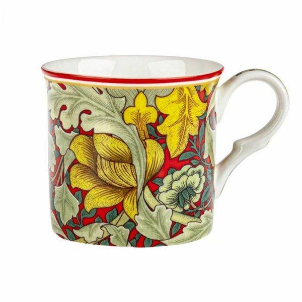 Red Acanthus Mug Design NEW Heritage Brand Boxed 300ml 10.5oz