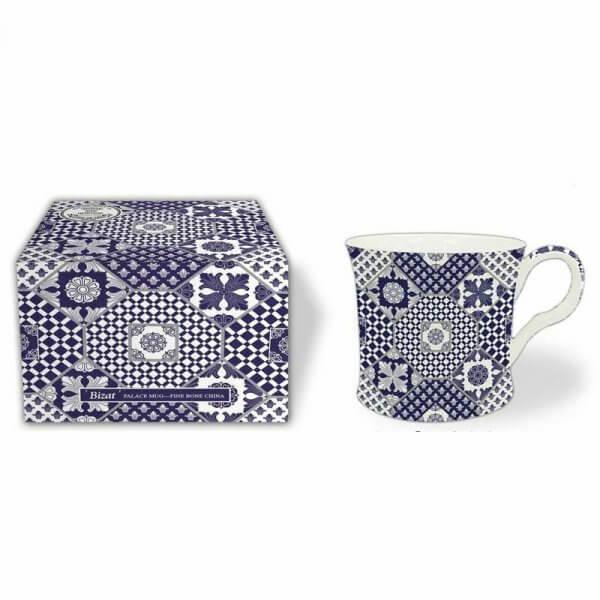 Byzantine Design Mug NEW Heritage Brand Boxed 300ml 10.5oz