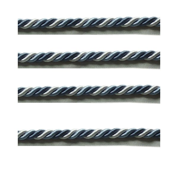 Piping Cord on Tape - WEDGWOOD BLUE